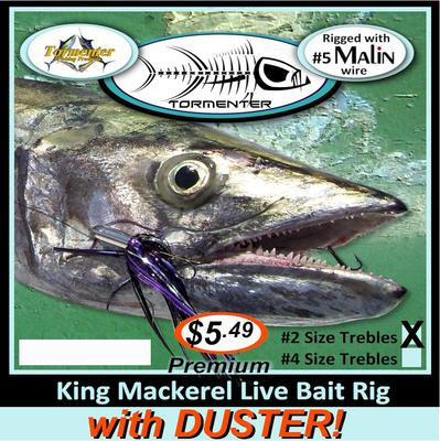 Tormenter Fishing Products - Get Serious - Get Tormenter