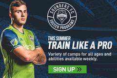 Sounders FC 2017 Soccer Camps
