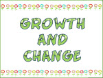 Growth and Change heading