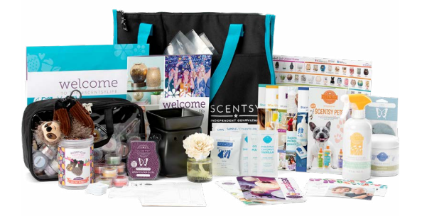 Scentsy Fall 2020 Starter Kit