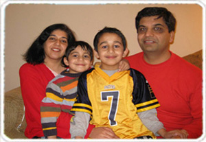 Read About the Excellent Assistance Ajit and Sarita Received from Realtor Jim Cadwalader When Buying a House in Carmel, Indiana