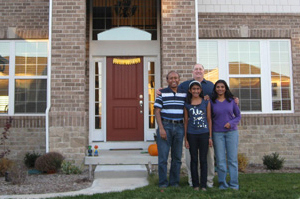 Read about the help and service Jhansi & Reddy received from Realtor Jim Cadwalader when they bought a home in Fishers, Indiana
