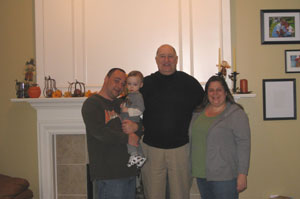 Read about the help and service Meghan and David received from Realtor Jim Cadwalader when they bought a home in Fishers, Indiana