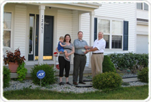 Read About the Cash Rebate Shane and Kyle Anne Received from Realtor Jim Cadwalader for Buying a House in Fishers, Indiana
