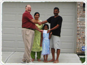 Read the testimonial about the service that Srini and Usha received from Realtor Jim Cadwalader when Buying a Home in Fishers, Indiana