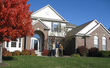 Read about the help and service Tiffany and Charlie received from Realtor Jim Cadwalader when they bought a home in Carmel, Indiana