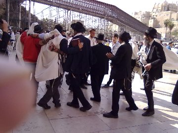 Charedim - Orthodox Judaism Who Ensure Protection of Israel by a Life of Torah, Teshuvah, Teffilah and Tdzdaka
