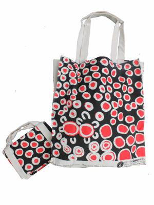 Shopping bag Aboriginal design