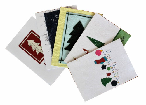 Fairtrade Cards For Christmas