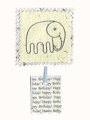 Eco-friendly fair-trade birthday cards