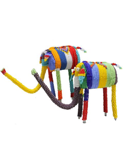 beadwork animals
