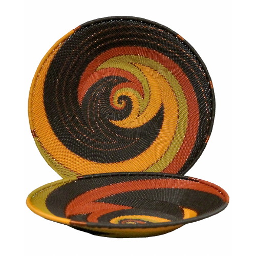 Fair-Trade Bowls and Baskets