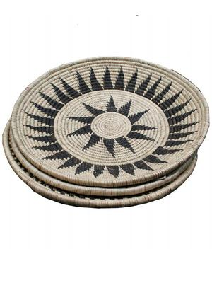 Baskets Natural Woven