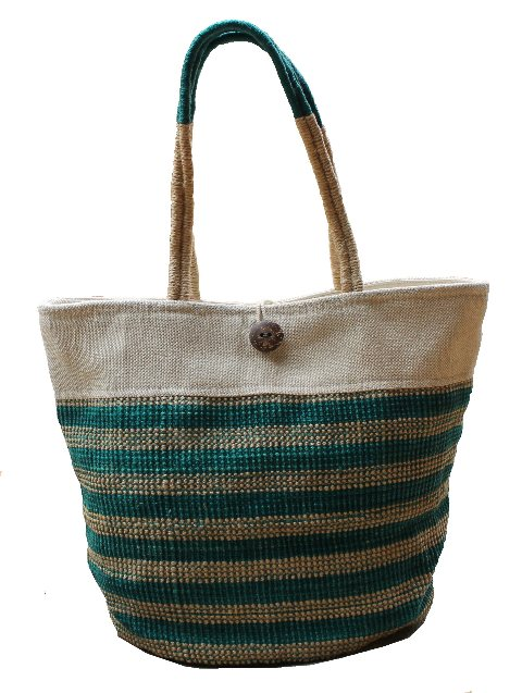Ecofriendly jute tote bags