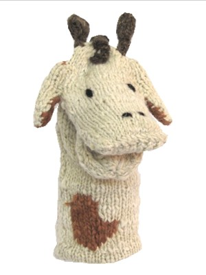 Gift Ideas For Children-Kenana Knitters Hand Puppet