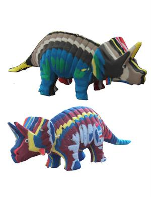 Recycled thong animals