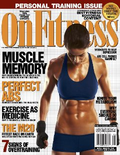 OnFitness NOVEMBER/DECEMBER 2014 issue