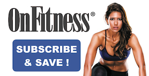 subscribe to on fitness magazine