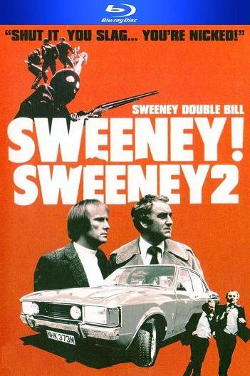 Sweeney 1 and 2 on Blu Ray