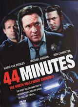 44 Minutes The North Hollywood Shootout DVD