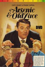 Arsenic & Old Lace in Color DVD