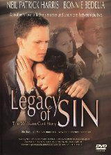 Legacy of Sin The William Coit Story DVD for sale