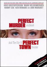 Perfect Murder Perfect Town DVD