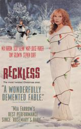 Reckless starring Mia Farrow DVD