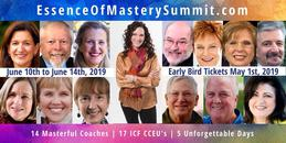 Essence of Mastery Summit sponsored by Moore Master Coaching