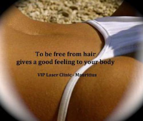 Touch-Up Laser Hair Reduction Procedures