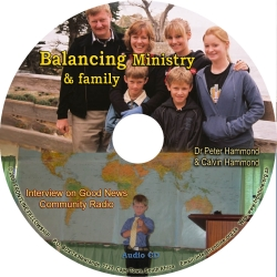 Balancing Ministry and Family (Radio Interview)