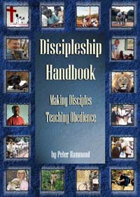 Discipleship Handbook - Making Disciples, Teaching Obedience