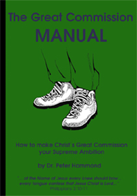 The Great Commission Manual - 2010