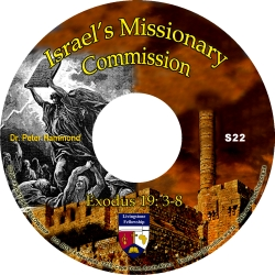 Israel's Missionary Commission