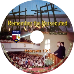 Remember the Persecuted