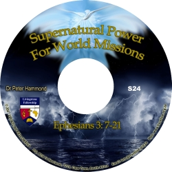 Supernatural Power for World Missions