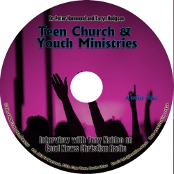Teen Church and Youth Ministries (Radio Interview)