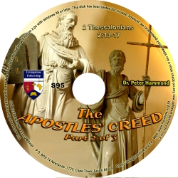 The Apostles Creed, Part 2