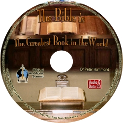 The Bible is the Greatest Book in the World