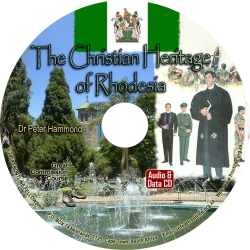 The Christian Heritage of Rhodesia