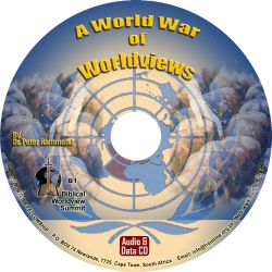 A World War of Worldviews