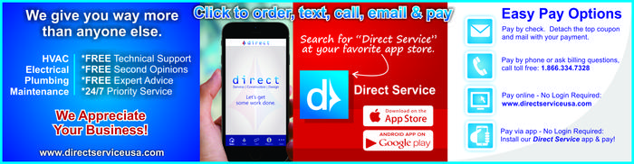 DirectServiceUSA com - Home of Direct Service, Construction