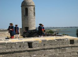 A Visit to the Colonial side of St Augustine