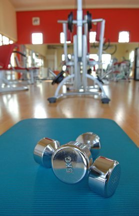 Gym In Motion Equipment