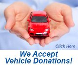 Vehicle donation is an easy way to have money donated to the charity of your choice!