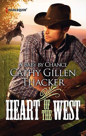 A Baby By Chance by Cathy Gillen Thacker
