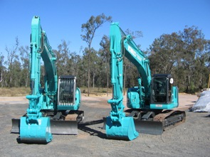 Earthmoving Equipment Plant Hire Queensland
