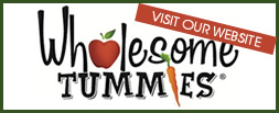 Wholesome Tummies School Lunch Logo
