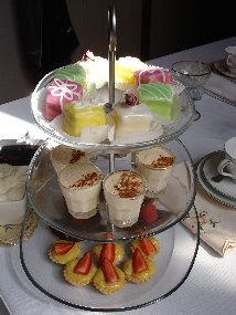 La Petite Soiree Events High Tea