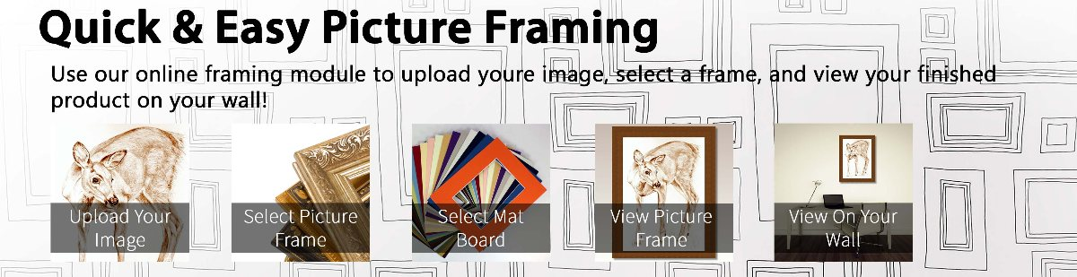Picture Framing in Melbourne | Buy Cheap Photo Frames Online Melbourne